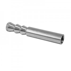 Q-Railing - Inside thread anchor, Q VMZ-IG 80 M10, QS-521, steel, zinc plated