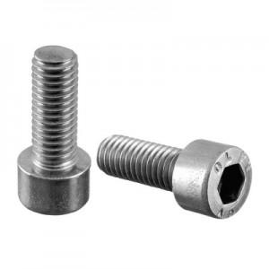 Q-Railing - Hexagon socket head cap screw, QS-28, M8x20mm, DIN 912/ISO 4762, steel, zinc pl., R.-Loc - [PK Qty 50]- [95068082015] 250680-820