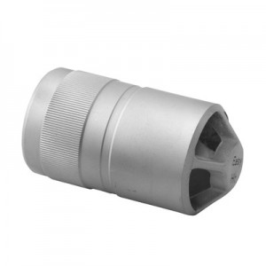 Q-Railing - Tube connector, Easy Hit, tube Dia 33.7 mm x 2 mm, st. steel 304 interior, untreated [PK2]