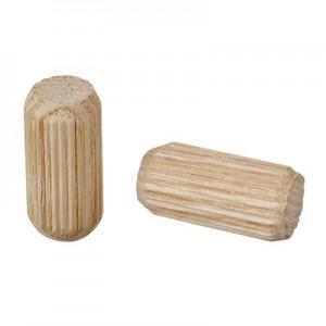 Q-Railing - Wooden dowel, 30 mm, Dia 15 mm, QS-512, beech, untreated