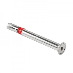 Q-Railing - High perform. anchor, Q SZ-SK 12/50, Dia 12, QS-36, for max 50 mm plate thickness, steel, zinc plated