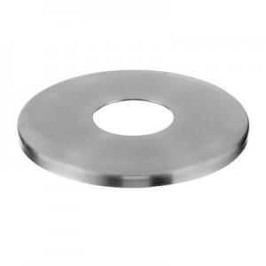 Q-Railing - Cover cap for post MOD 0570, tube Dia 48.3 mm, Dia 125 mm, stainless steel 304 interior, satin [PK2]- [13357224812]