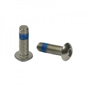 Q-Railing - Hexagon socket button head screw, QS-83, M6 x 16 mm, ISO 7380, A2-70, Real-Loc - [PK Qty 50]- [95051161613] 230690-616