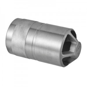 Q-Railing - Tube connector, Easy Hit, tube Dia 42.4 mm x 2 mm, st. steel 304 interior, untreated [PK2]