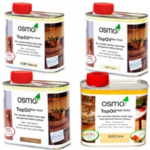 OSMO Top Oil Natural 500ml