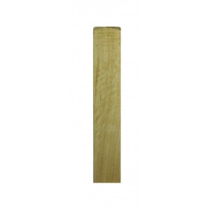 Richard Burbidge WONB510 White Oak Newel Base 90x510mm