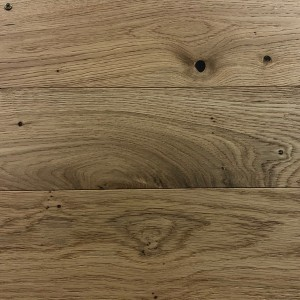 Boden OAK CLICK 127x12.5mm Brushed & Lacquered 2.4384M2 Oak Flooring YTDH123RS
