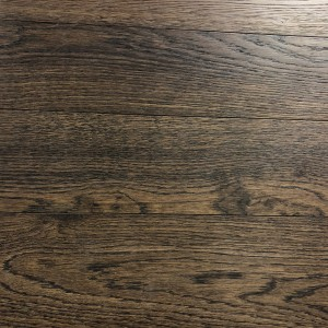 Boden OAK CLICK 127x12.5mm Smoky Brushed & Lacquered 2.4384M2 Oak Flooring YTDH126RS