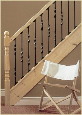 Staircase Balustrade Amp Handrails Wooden Balustrades Online