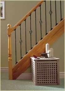 Devon Stair Parts