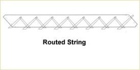 Routed Stringers