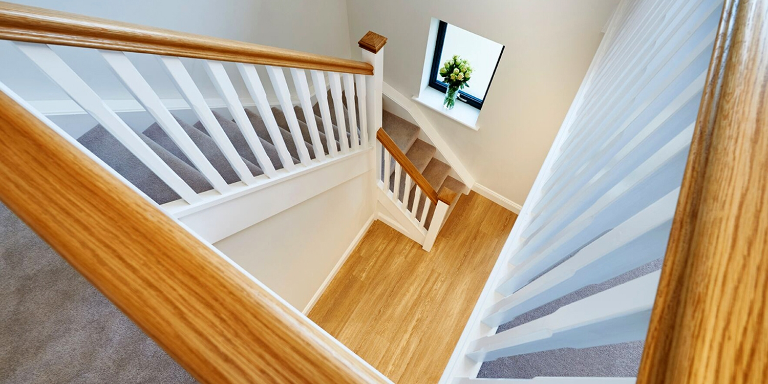 home staircase, cost to build a staircase, pear stairs