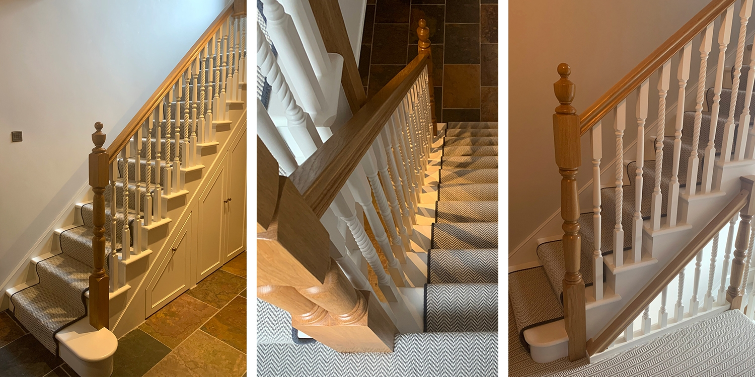 chelmsford classic staircase, traditional staircase, wooden staircase