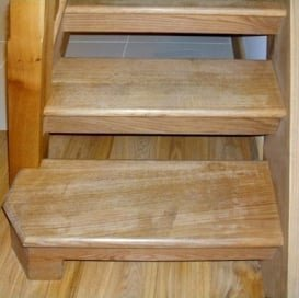 Delightful Stair Risers