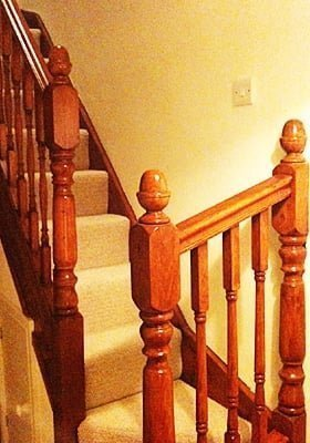 Oxford balusters