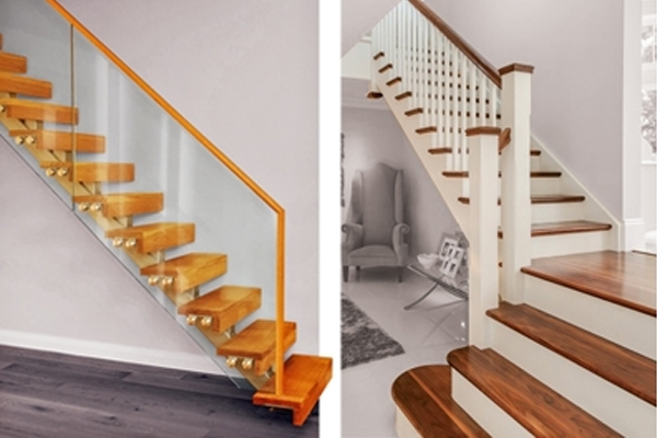 Handrail and balustrade ideas