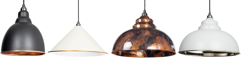 stylish metal light shade, metal lamp shade, light shades uk