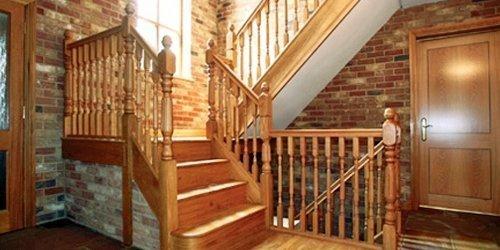 Fernhill staircase