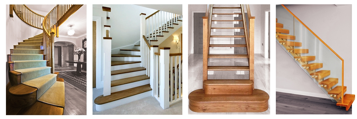 Four inspirational staircases by Pear Stairs