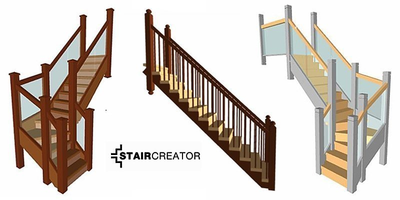 StairCreator Planning Tool By Pear Stairs