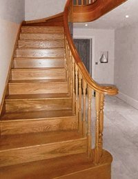 Carrodale staircase by Pear Stairs, case study no. 129