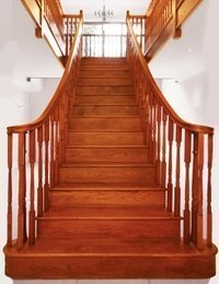 Compton curved staircase by Pear Stairs, case study no. 108