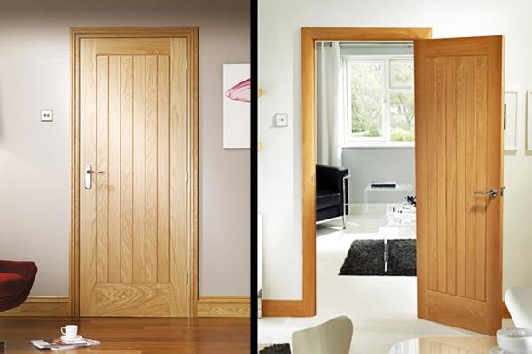 Suffolk oak doors