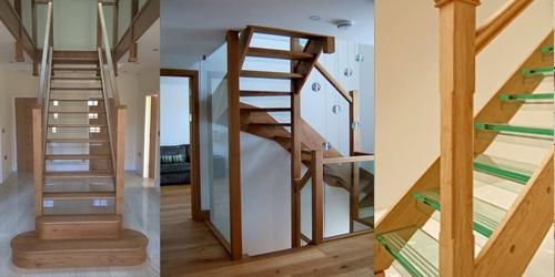 Replace a staircase with something that really suits your home.
