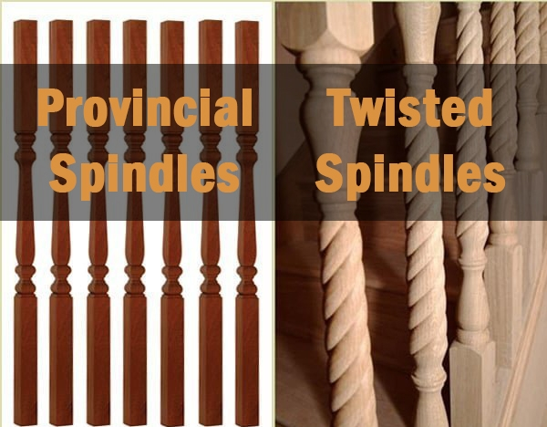 provincial and twisted spindles, twisted spindles buy online