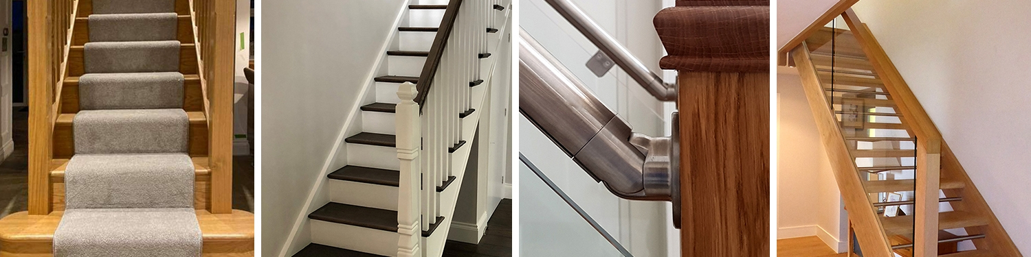 5 ways to update a staircase on a budget