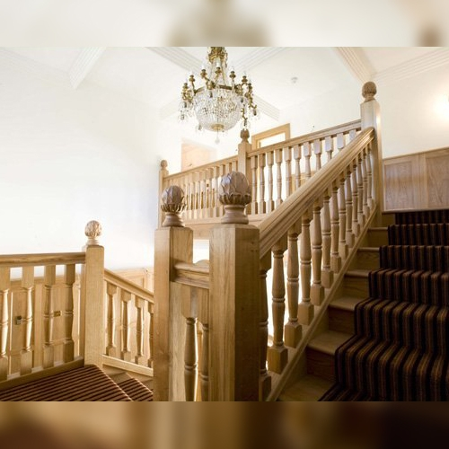Oak staircase, online, esign