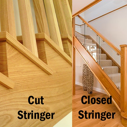 cut string, closed string, pear stairs