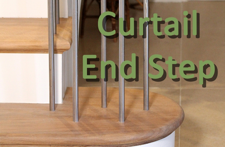 Curtail end step