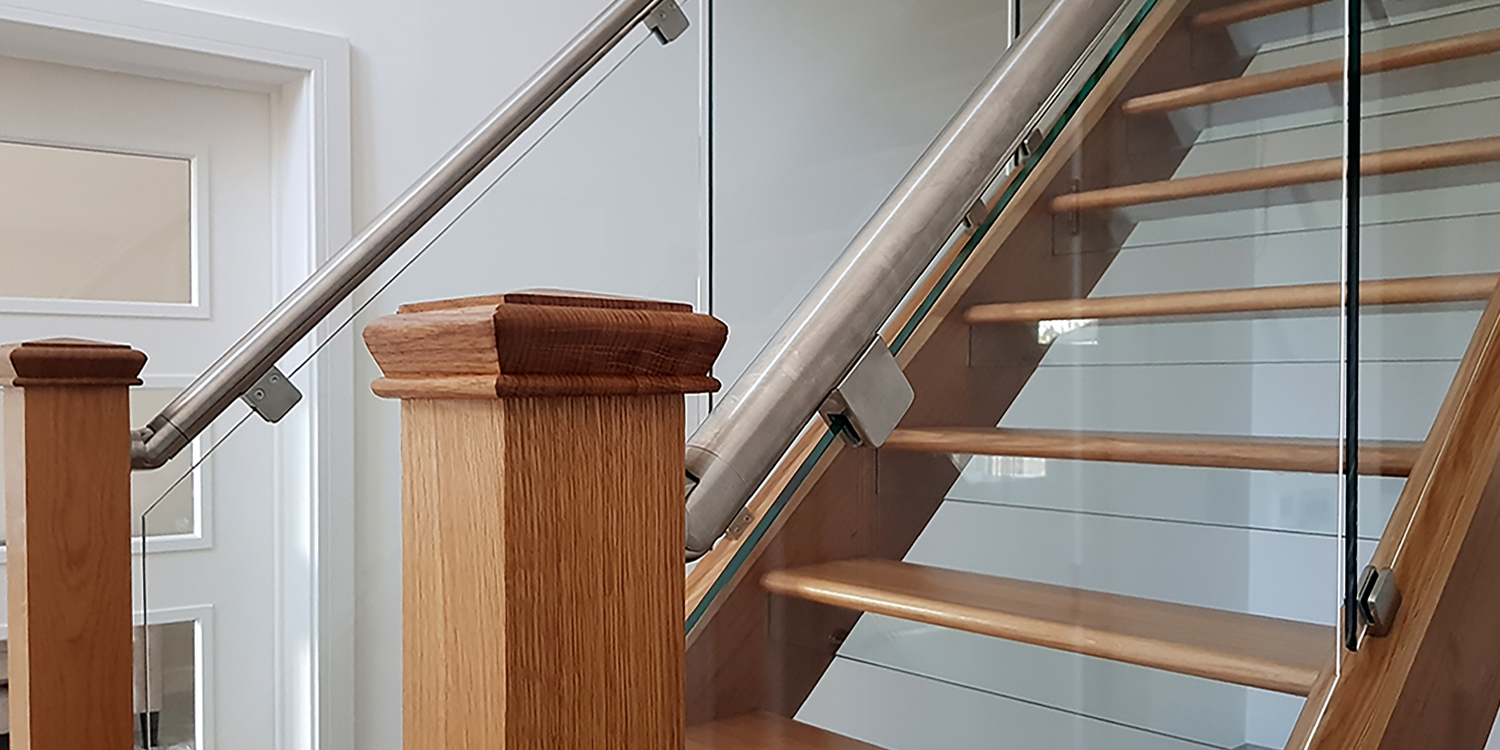 minimalist staircase, oak staircase, pear stairs, uk staircase