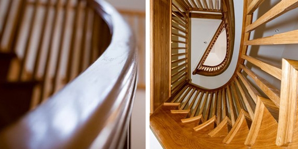 curved staircse, staircase design, bedfordshire, Luton staircase, online