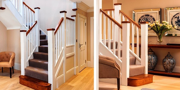 buckinghamshire staircase, grand staircase design, staircase design, online