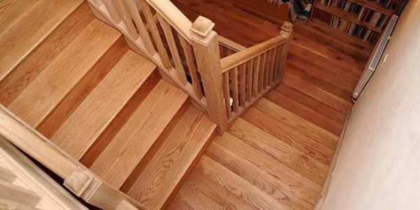 Blog - Top Five Staircase Styles