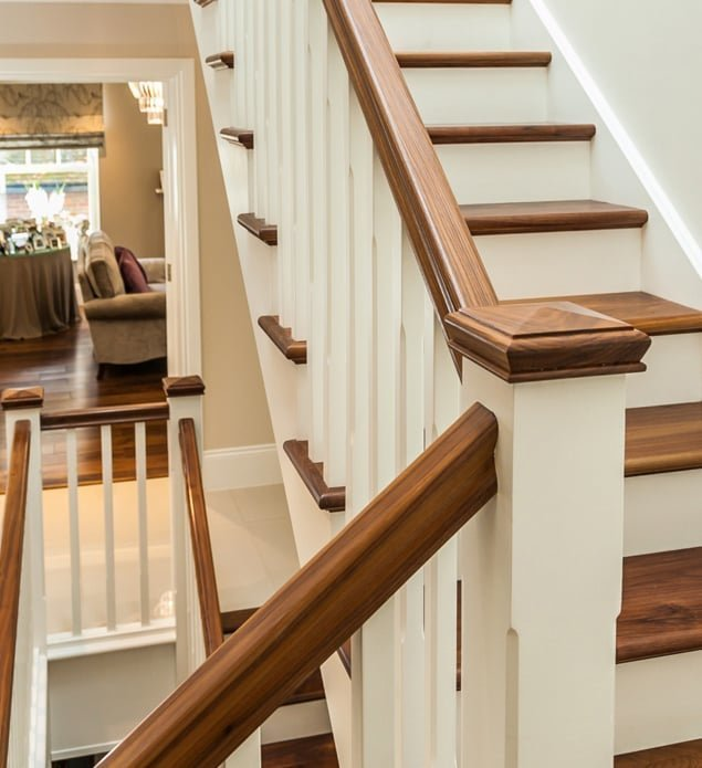 25 Stair Design Ideas For Your Home: Staircases Manufacturer, Bespoke Wooden Stairs & Stair