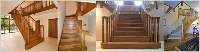 Curved Stairs from Pear Stairs