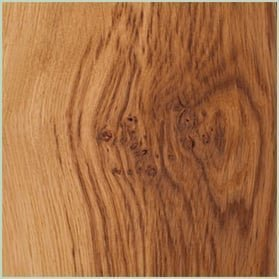 European Oak Curved Staircase Material