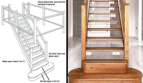 Roger Hill staircase