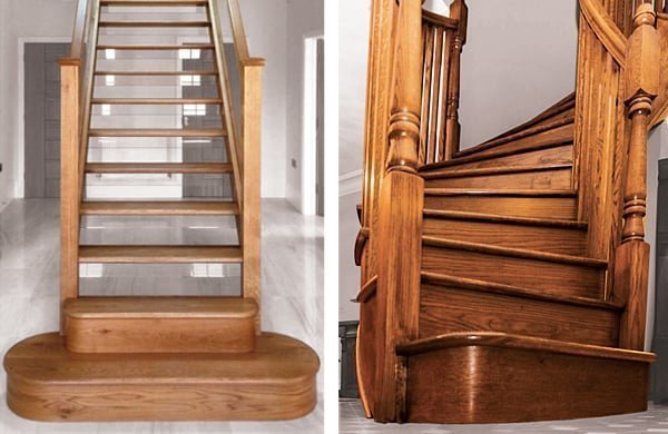 Pear Stairs Oak Staircases