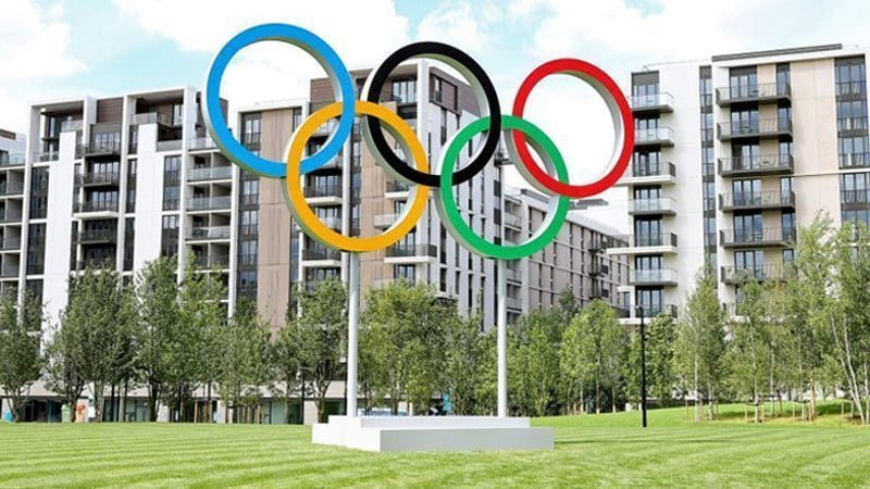 Olympic Village, London