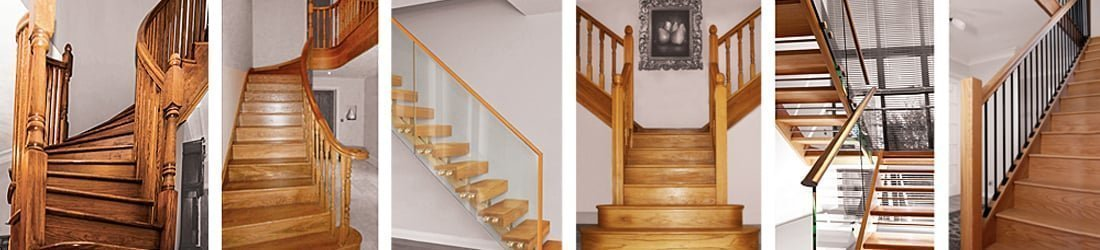 Oak stairs banner