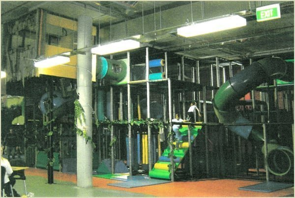 softplay area
