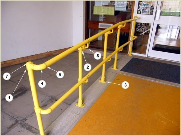 disabled ramp access
