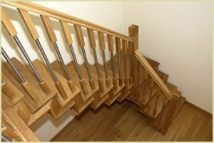 au naturale staircase (finishes)