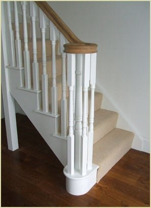 Volute Staircase
