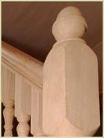 Staircase Newel Caps