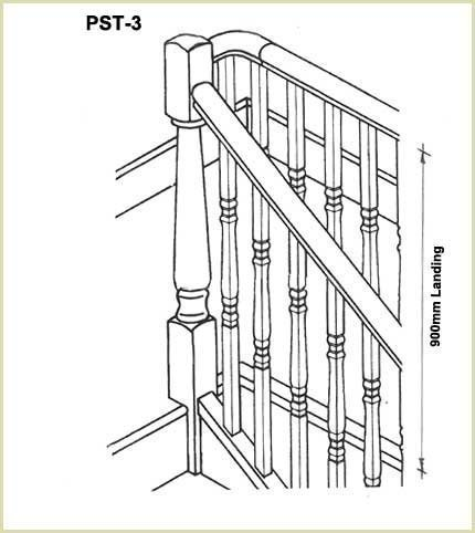 PST-3 Stairs Explained